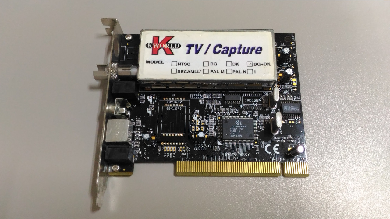 KW-TV878-BK DRIVER FOR PC