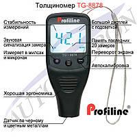 Толщиномер Profiline TG-8878 + противоударный чехол