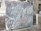 Душевой поддон из мрамора Барджилио  30мм, фото 3