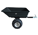 Прицеп для квадроцикла Shark ATV Trailer Garden 300kg (Black), фото 4
