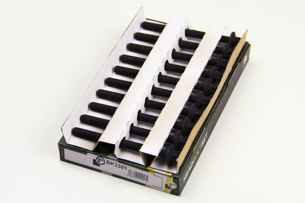 Болты головки блока Citroen C4 1.4 2003- (к-кт)