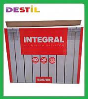 Радиатор Алюминиевый Integral 500х80