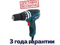 Шуруповерт сетевой Зенит ЗШ-550 Профи : 550 Вт | Планетарный редуктор