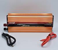 Инвертор PowerOne+ 24V-220V 2000W + USB (SST-2000A)