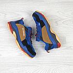 Женские кроссовки Balenciaga (синие), фото 4