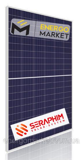 Поликристаллическая солнечная батарея Seraphim Solar Blade SRP-330-BPA (330 Вт, Half-Cell)