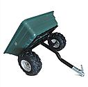 Прицеп для квадроцикла Shark ATV Trailer Garden 300kg (Green), фото 2