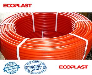 Сшитый полиэтилен EcoPlastik (Pe-Rt) 16x2 c кислородным барьером, фото 2