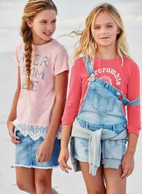 Юбки, шорты для девочек