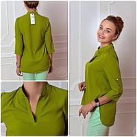Блузка женская, модель 749, яблоко, фото 1