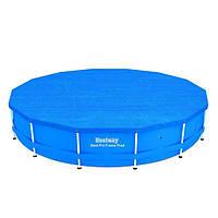 Тент для каркасного бассейна Bestway 58038