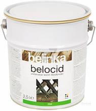 Лечебный антисептик для дерева BELINKA BELOCID (бесцветный) 2,5 л