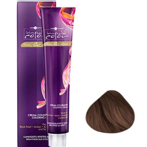 Hair Company Крем-краска Inimitable Color № 7.32 (Русый песочный), 100 мл