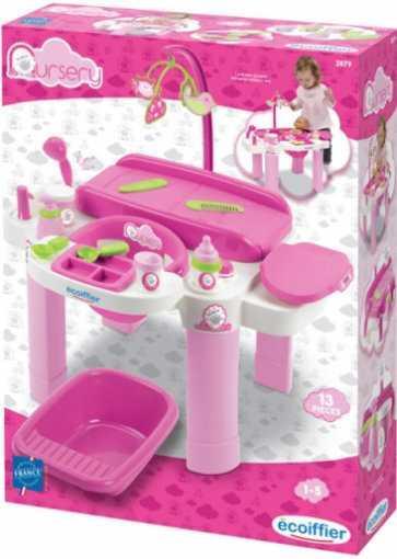 Игровой набор по уходу за куклой Ecoiffier 2879