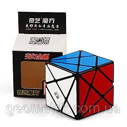 Кубик Рубіка Axis cube чорний (QiYi)