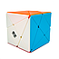 Кубик Рубика Axis cube без наклеек (QiYi), фото 3