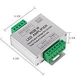 Усилитель RGBW OEM AMP16А (4*4кан), для лент RGBW, фото 2