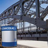Толстослойная эпоксидная краска по металлу с содержанием железной слюды Станколак 912