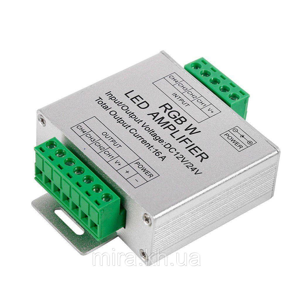 Усилитель RGBW OEM AMP16А (4*4кан), для лент RGBW