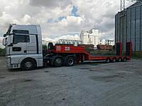 Перевозка спецтехники по Украине Трал (Ман TGX 26/440) аренда строительной, дорожной техники