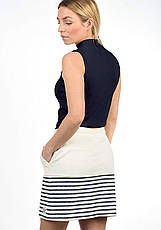 Спідниця в синю смужку Pippa від Desires в розмірі S, фото 2