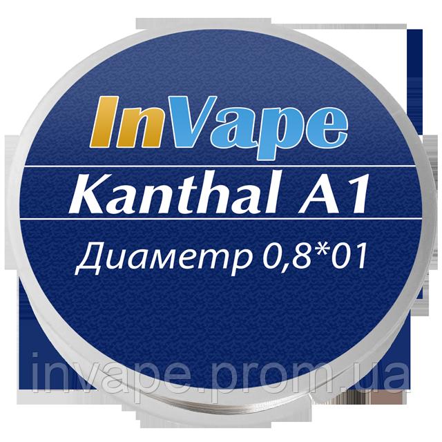 Проволока Кантал (плоский 0.8*0.1 мм)