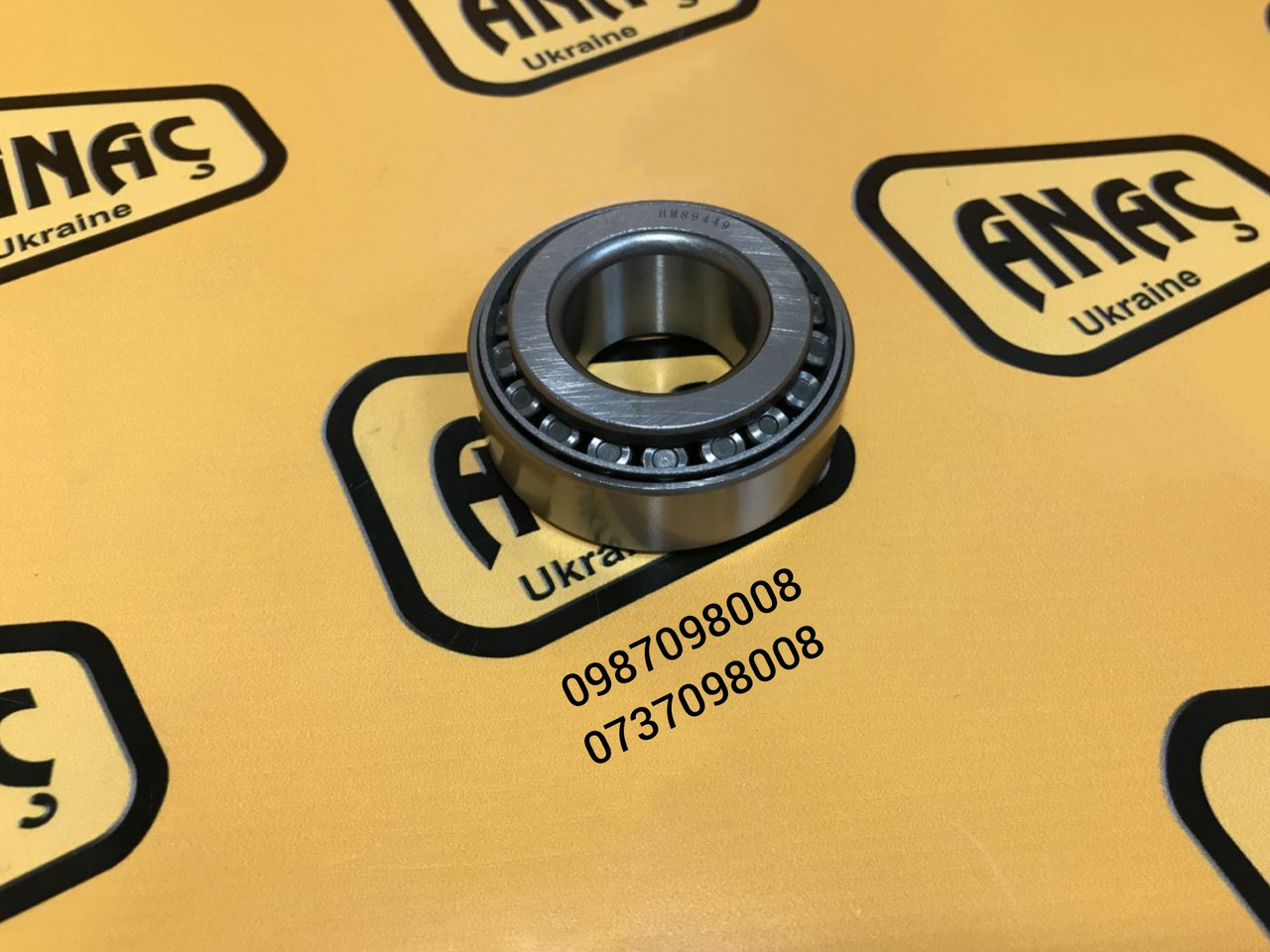 Подшипник кулака поворотного на JCB 3CX, 4CX , каталожный номер : 907/08300, HM89410/HM89449