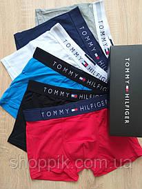 Набор мужских трусов Tommy Hilfiger 5 штук