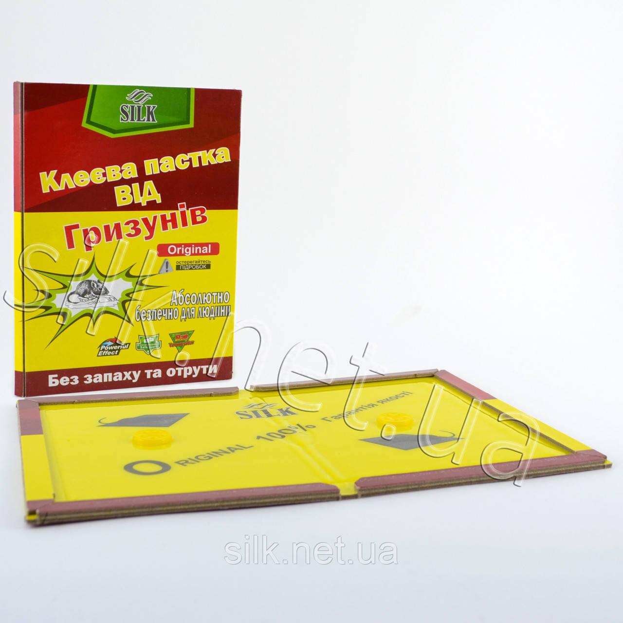 Пастка клейова Silk для гризунів (велика)