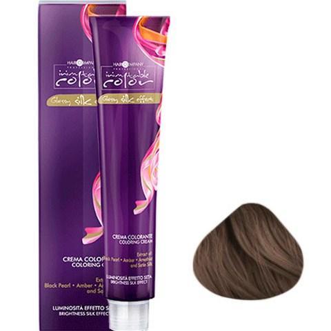 Hair Company Крем-краска Inimitable Color № 7.13 (Русый пепельно-золотистый), 100 мл