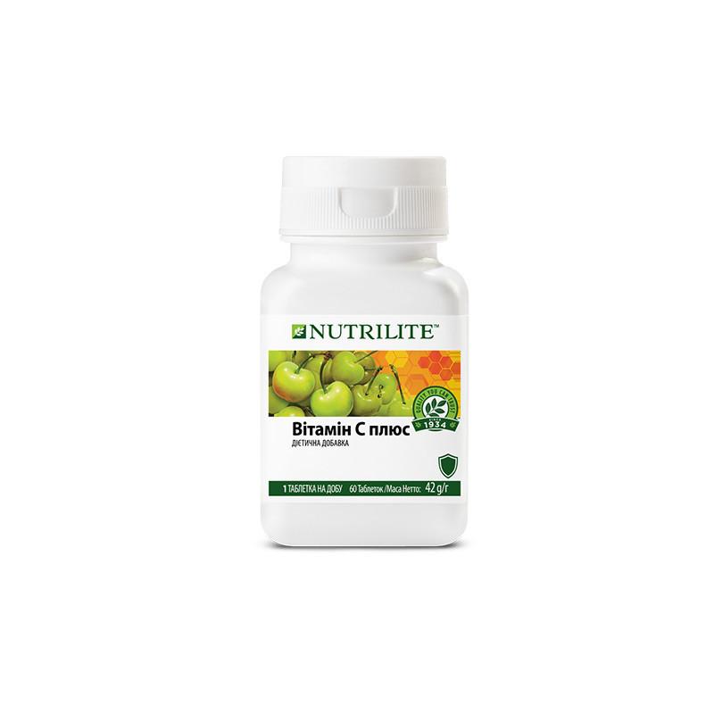 NUTRILITE Витамин С плюс 60 таблеток