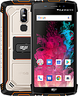 """Homtom Zoji Z11, 4/64 Гб, 10 000 mAh, IP68, двойная камера Sony 16+2 Mpx, 8 ядер, Android 8.1, дисплей 5.99"""", фото 1"""