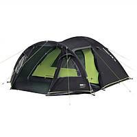 Четырехместная палатка High Peak Mesos 4 (Dark Grey/Green), фото 1