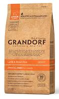 Корм для собак Grandorf (Грандорф) Junior Lamb Rice для всех пород (ягненок+рис), 12 кг