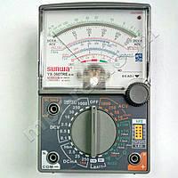 Мультиметр аналоговий SUNWA YX-360TRE-A-H (1000В, DC10A, 20МОм, hFE, тест батарей, звукова продзвонювання)