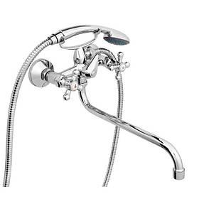 Смеситель для ванны RUBINETA C-1 Cross K (C1SK06)
