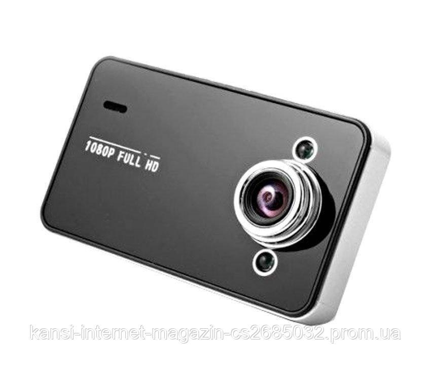 Автомобільний відеореєстратор DVR K6000 без HDM