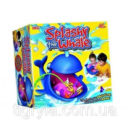 Кит рыбалка - настольная игра. Помоги Киту. Splashy the whale, фото 2