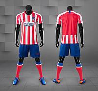 Футбольная форма Атлетико Мадрид (Atletico Madrid) 2019-2020 Домашняя