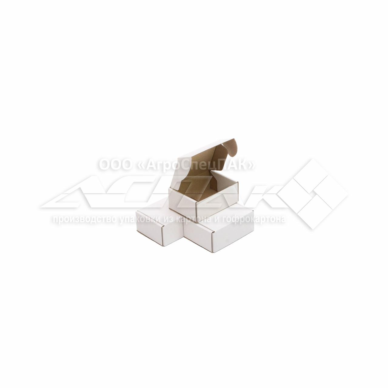 Картонные коробки 115*90*50 белые