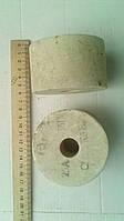 Круг шлифовальный,абразивный с отверстием D80хH50хd20,
