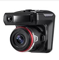 Автомобильный видеорегистратор DVR RADAR 2 in 1 x7 1080P, фото 1