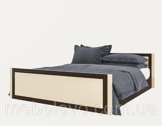 Кровать Соня 670х1700х2060мм венге темный + светлый Світ Меблів