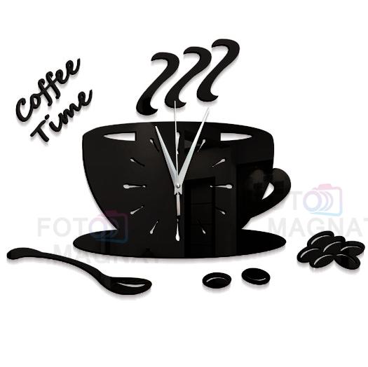 Настінні 3D годинник для кухні