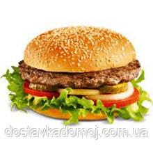 Бургер + бургер+ карт.фри