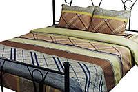 Комплект постельного белья Форте Руно Бязь Двуспальный Евро