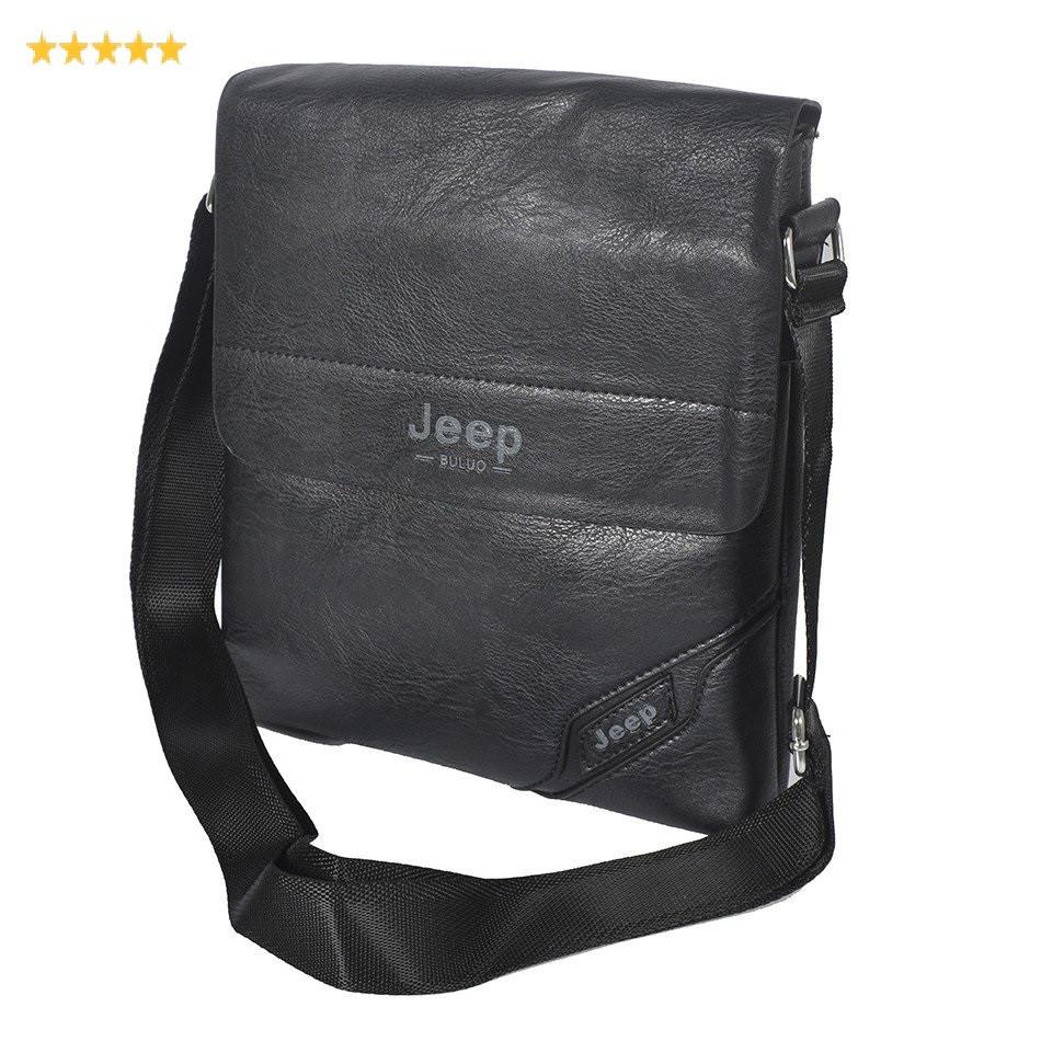 Мужская сумка-планшетка из еко кожи Jeep