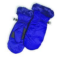 Перчатки Eddie Bauer Womens Essential Down Mittens Blue (7467B)