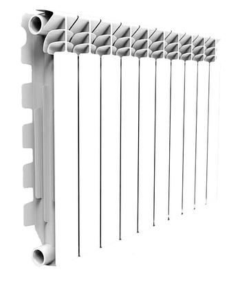 Радиатор Алюминиевый Nova Florida Desideryo B3 500х100