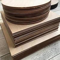 Подложки для тортов Круг 25 см